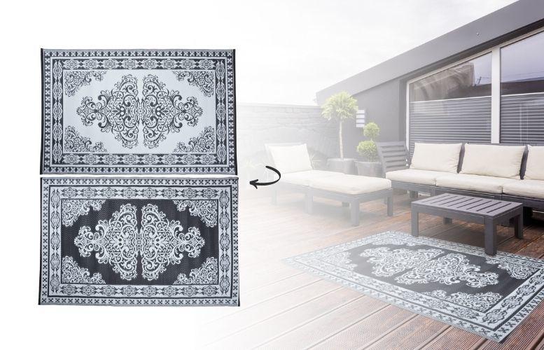 perzisch tapijt dubbel gewoven