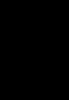 FSC promotional label black negative portrait transparant
