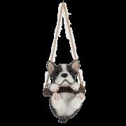 Hangende pup