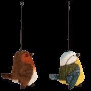 Porte beurre de cacahuètes oiseaux