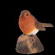 Begrüßungsvogel