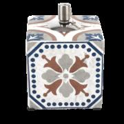 Portuguese tiles oil lamp