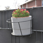 Balcony pot hanger L