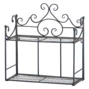 Wall etagere wide