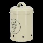 Storage tin garlic