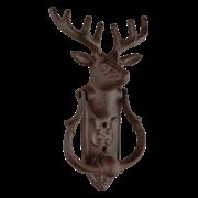 Doorknocker deer