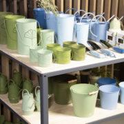 50 shades of green bucket