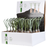 50 shades of green hand rake