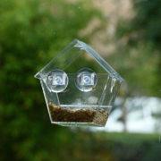 Window feeder house