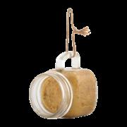 Peanutbutter for wild birds mug ass