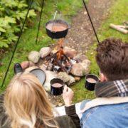 Trépied BBQ / Four Hollandais