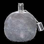 Concrete oil lamp L