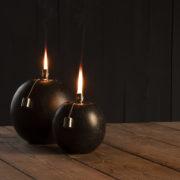 Terrazzo oil lamp S