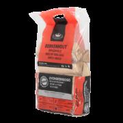 Premium kammergetrocknetes Birkenholz