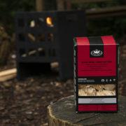 Wood wool firestarters 32 pcs