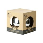 Gazing globe stainless steel L