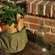 Round gardentoolbag