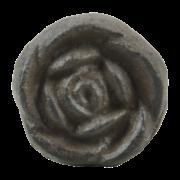 Schubladenknauf Rose
