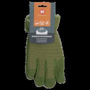 Garden workwear gloves  with velcro L