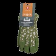 Tuinwerkhandschoenen met motief S