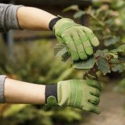 Garden gloves with liner  M
