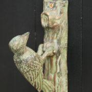 Doorknocker woodpecker