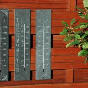 Thermomètre schiste classique
