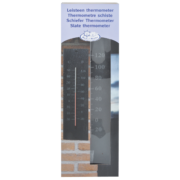 Schiefer Thermometer
