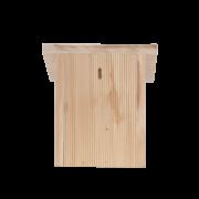 Nistkasten Rotkehlchen in Geschenkverpackung
