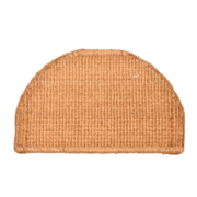 Paillasson coco épais extra demi rd