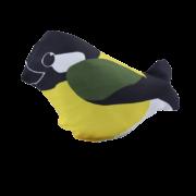 Foldable bird bag