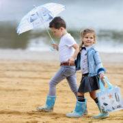 Parapluie enfants plage