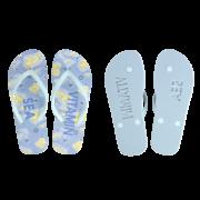 Beach stempel slippers 40/41