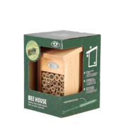 Bienenhaus in Geschenkverpackung
