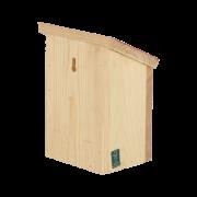 Marienkäferhaus mit Aufdruck
