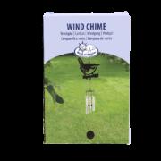 Wind chime black bird